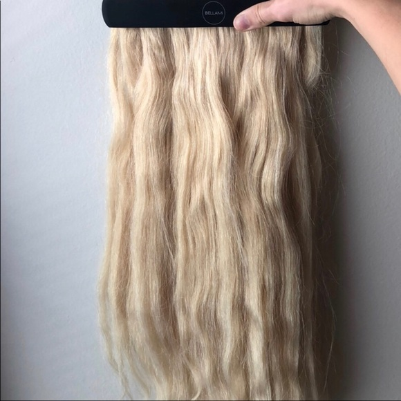BELLAMI Accessories - KHALEESI ASH BLONDE HAIR EXTENSIONS a29ea1c0dd